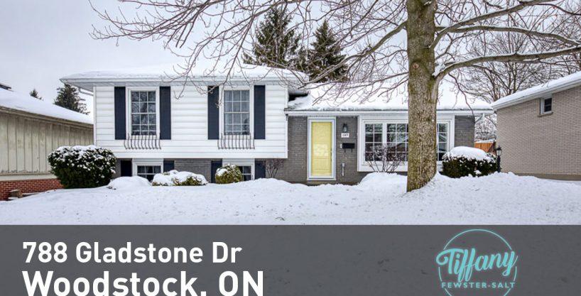 788 Gladstone Dr, Woodstock, ON