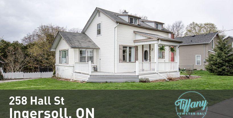 258 Hall St, Ingersoll, ON